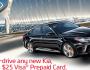 Kia Visa Prepaid Card