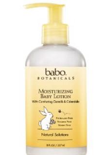Oatmilk Moisturizing Baby Lotion