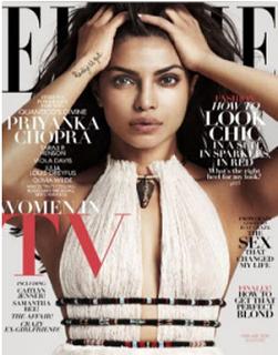 Elle Magazine 2016