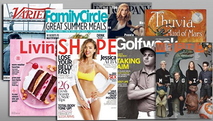 Magazines Subscriptions