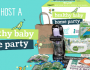 Seventh Generation Healthy Baby Home Party Kit