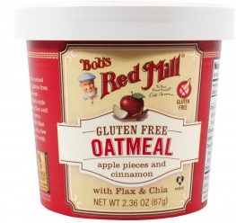 Bobs Red Mill Gluten Free Oatmeal Cups