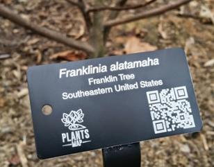 Customized Plant Tag Sample