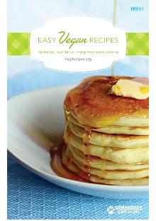 Easy Vegan Recipes Booklet