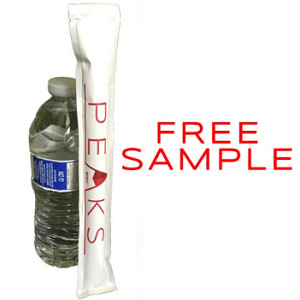 FREE Peaks Body Protein Pouch or Energy Sample