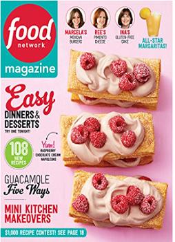 Food Network Magazine New
