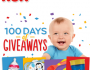 NUK 100 Days of Prizes Giveaways