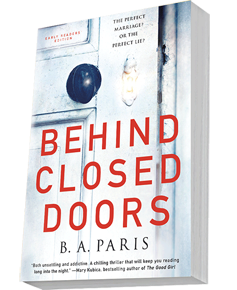 Behind-Closed-Doors-by-BA-Paris  sc 1 st  Hunt4Freebies & FREE Behind Closed Doors by B.A. Paris Book - Hunt4Freebies