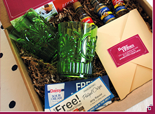 Better Homes and Gardens Summer Entertaining Party Box