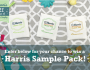 FREE Harris Tea Sample Pack Giveaway