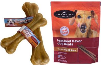 Loving-Pets-Rawhide-Pressed-Bone-or-Champion-Breed-Dog-Treats