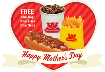 Mother-Day-Wienerschnitzel