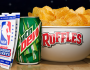Ruffles Mountain Dew Get In The Playoffs Sweepstakes