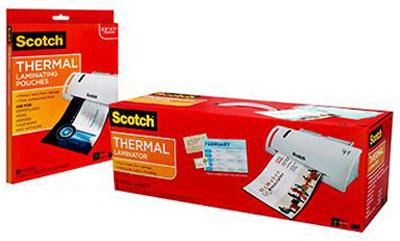 Scotch-Thermal-Laminator-Chatterbox-Kit