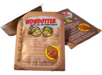 Wowbutter Creamy Peanut Free