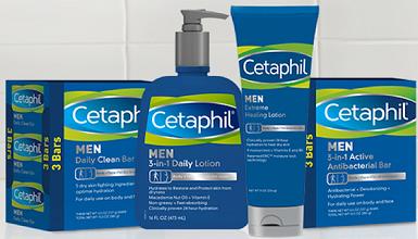 Cetaphil Men Product