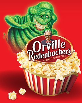 Orville Redenbachers Ghostbusters Instant Win Game