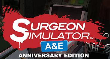 Surgeon Simulator Anniversary Edition Computer Game