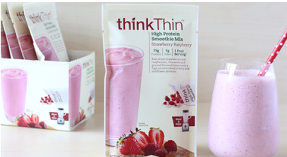 ThinkThin Protein Smoothie Mix