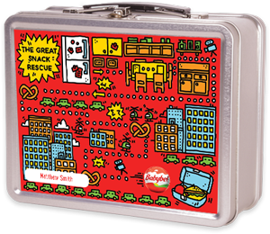 Babybel-Personalized-Lunchbox
