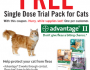 FREE Advantage II or K9 Advantix II at Pet Supermarket