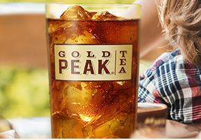 Gold Peak Tea Sip of Summer