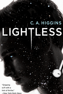 Lightless by CA Higgins