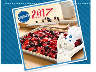 Pillsbury Calendar 2017