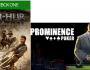 Ben-Hur and Prominence Poker Xbox One Games