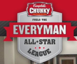 Campbells Chunky Everyman All-Star Sweepstakes