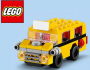 LEGO-School-Bus-Model