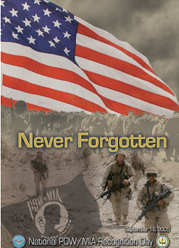 Never Forgotton Poster