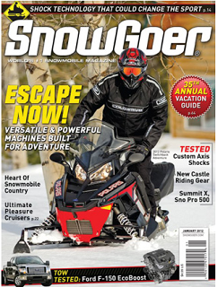Snow Goer Magazine