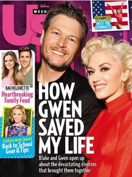 US Weekly Magazine August