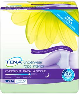 TENA Overnight