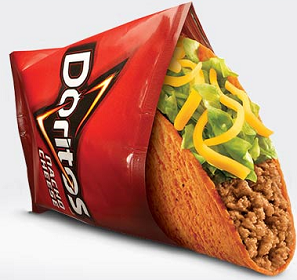 FREE Doritos Locos Taco at Taco Bell During The World Series on 11/1 or 11/7 - Hunt4Freebies
