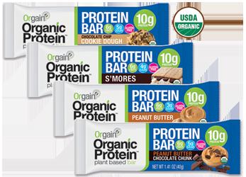 orgain-organic-protein-bars