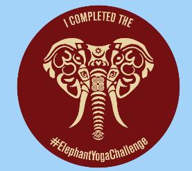 elephant-yoga-challenge-sticker