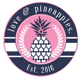 love-and-pineapples-sticker