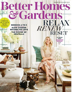 FREE Subscription to Better Homes and Gardens Magazine Hunt4Freebies