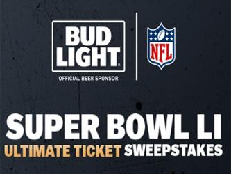 bud light instant win game