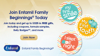 Image result for enfamil family beginnings