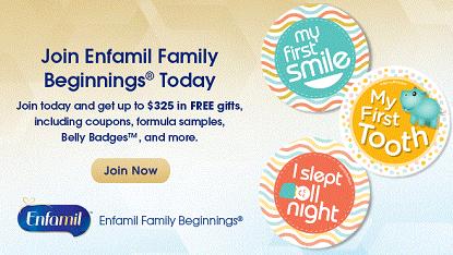 Image result for enfamil family beginnings