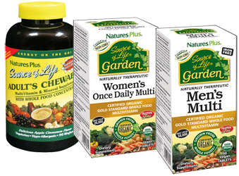 FREE Natures Plus Source of Life Vitamins and Energy Drinks ...