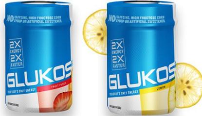 FREE Glukos Energy Drink Mix Sample - Hunt4Freebies
