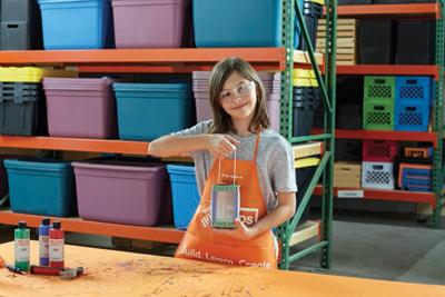 FREE Build a Bug House Workshop For Kids at Home Depot on 7/1 ...