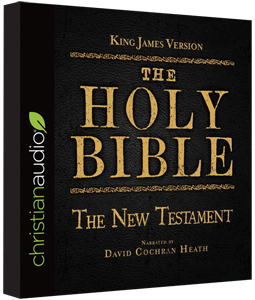 FREE The Holy Bible - King James Version New Testament Audio Book