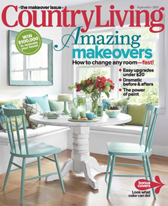 Free Subscription To Country Living Magazine Hunt4freebies