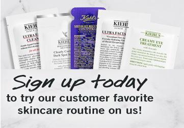 FREE Kiehl's Skincare Samples - Hunt4Freebies