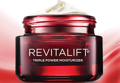FREE L'Oreal Revitalift Triple Power Moisturizer 14 Day Sample - Hunt4Freebies